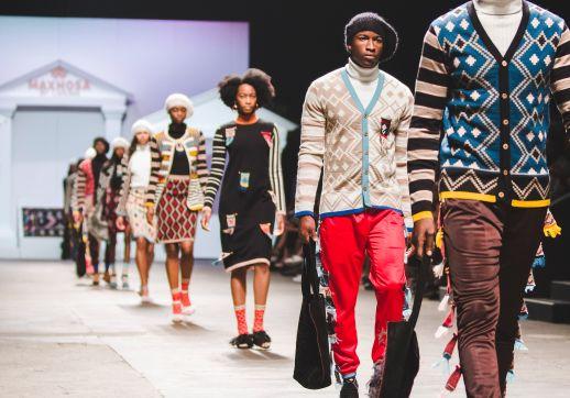 MaXhosa Knitwear by Laduma